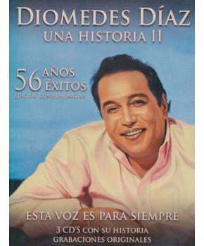 Diomedes Diaz - 56 Años, 56 Éxitos Vol. 2