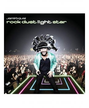 Jamiroquai ‎- Rock Dust Light Star