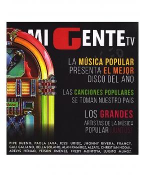 Mi Gente Tv - Lo Mejor de La Música Popular