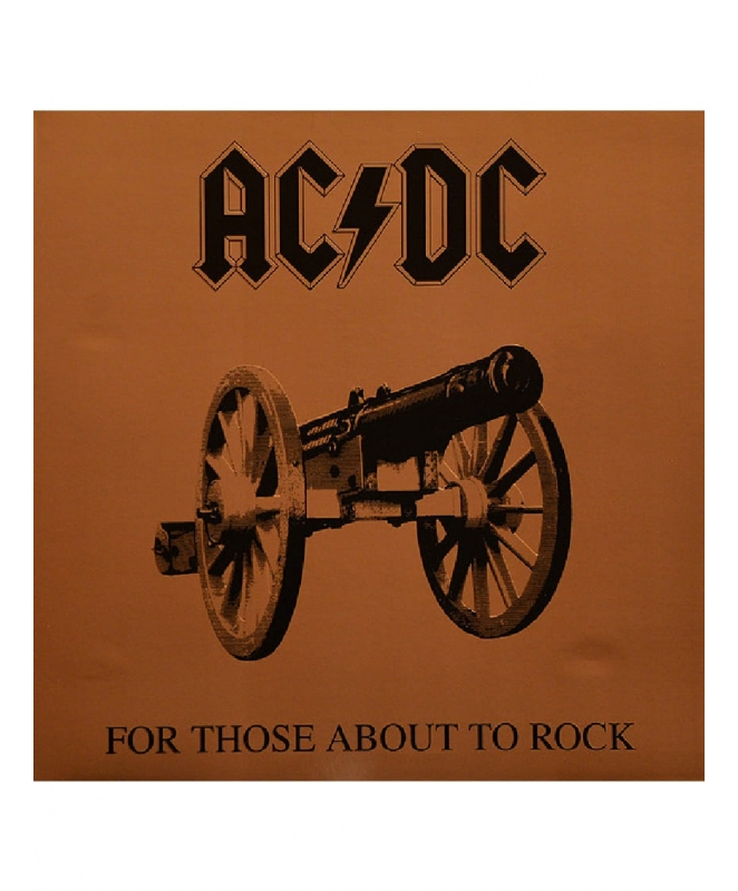 Acdc - For Those About To Rock