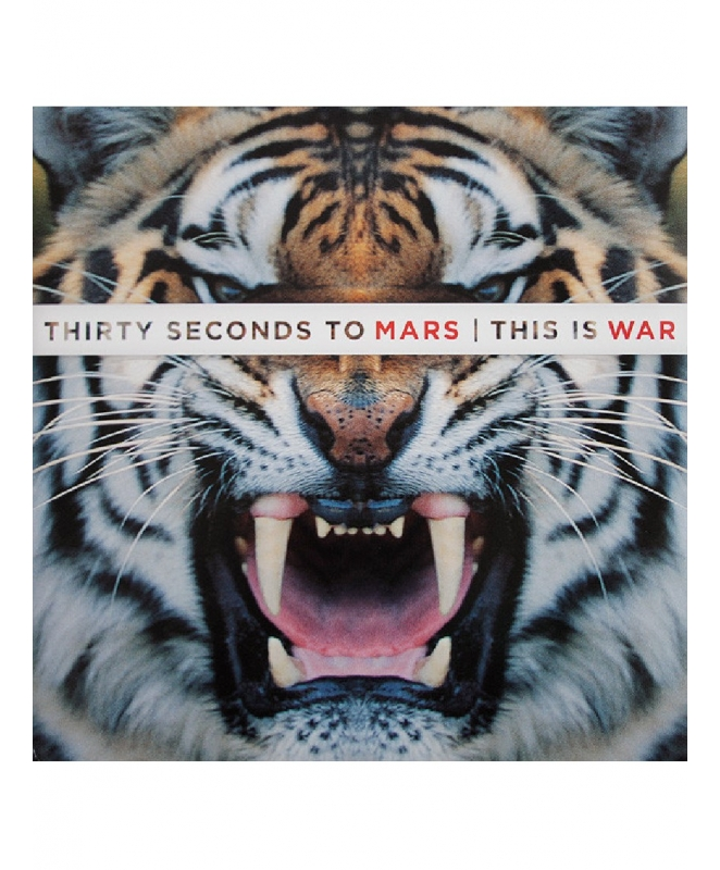 30 Seconds To Mars - This Is War 2Lp