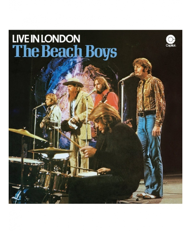 The Beach Boys - Live In London  Lp