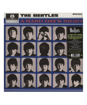 The Beatles - Hard Days Night Lp