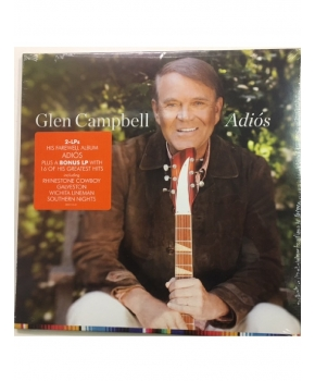 Glen Campbell - Adios 2LP