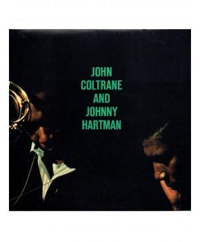 John Coltrane - Coltrane - Hartman LP