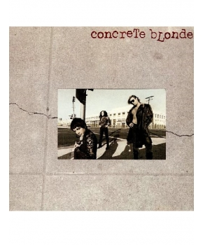 Concrete Blonde - Concrete Blonde LP