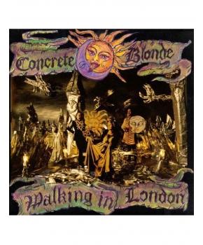 Concrete Blonde - Walking In London LP