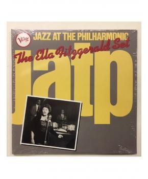 Ella Fitzgerald - Jazz At The Philharmonic: The Ella Fitzgerald Set 2LP