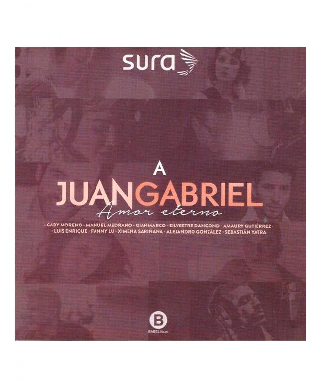 A Juan Gabriel