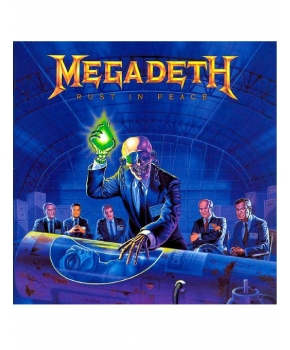 Megadeth- Rust In Peace LP
