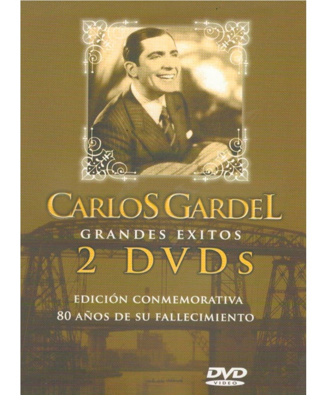 Carlos Gardel - Grandes Éxitos