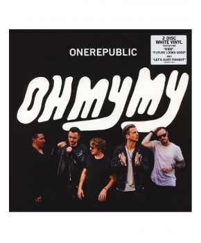 OneRepublic - Oh My My 2LP