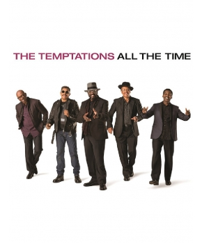 The Temptations - All The Time LP