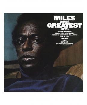 Miles Davis - Greatest Hits 1969 Lp