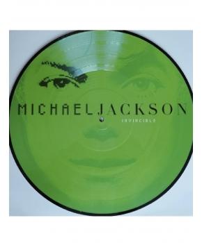 Michael Jackson - Invincible Picture Lp