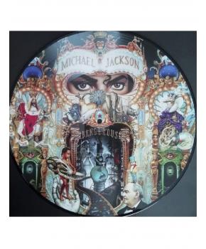 Michael Jackson - Dangerous Picture Lp