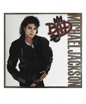 Michael Jackson - Bad 25th Edition Lp