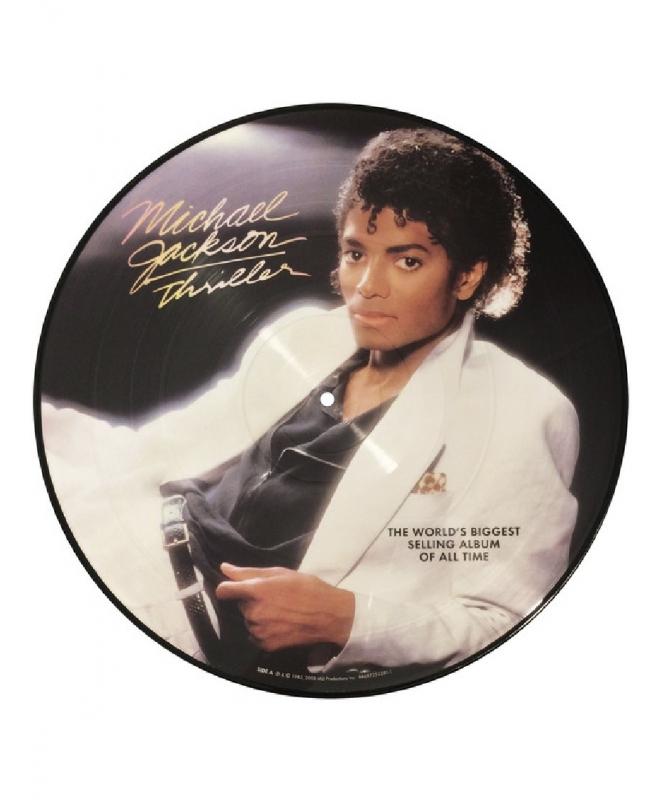 Michael Jackson - Thriller Picture Lp