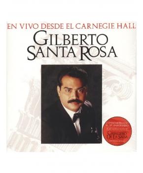 Gilberto Santa Rosa - En Vivo Desde El Carnegie Hall 3Lp