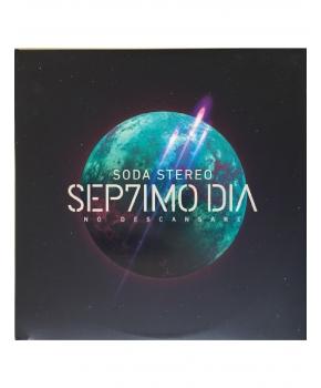 Soda Stereo - Sep7imo día Lp