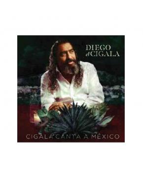 Diego El Cigala - Cigala Canta a Mexico