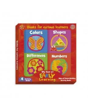 Mi Caja De Aprendizaje Temprano - Libro para Niños Curiosos - Disney
