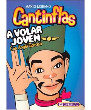 Cantinflas - A volar joven