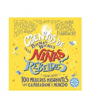 Cuentos de Buenas Noches Para Niñas Rebeldes 3 - Elena Favilli