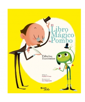 El Libro Mágico de Pombo - Rafael Pombo
