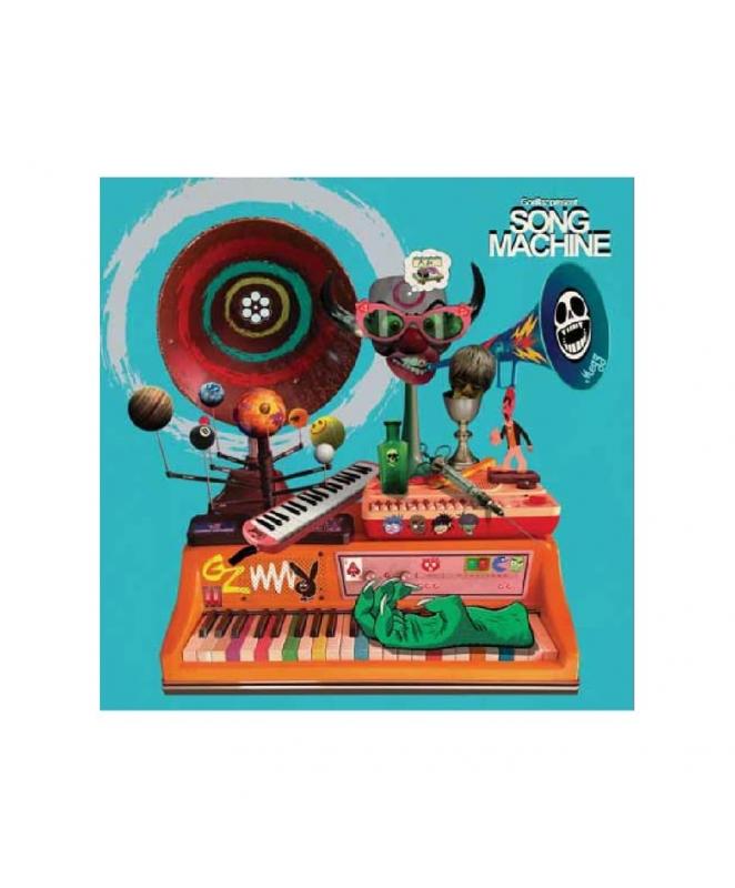 Gorilaz - Song Machine