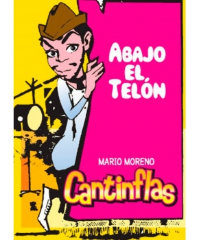 Cantinflas - Abajo el telón