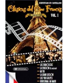 Clásicas del cine frances Vol. 1