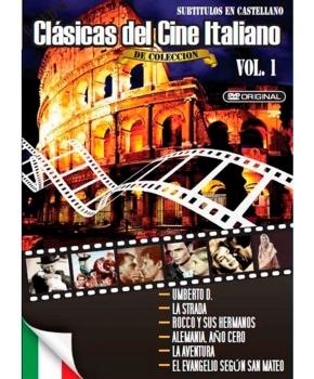 Clasicos del cine italiano Vol. 1