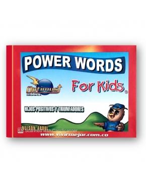 Power Words - Nelson Abdul