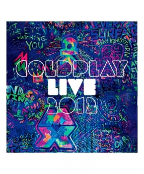 Coldplay - Live 2012 DVD+CD