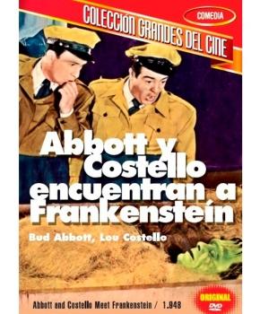 Abbott y Costello Encuentran a Frankestein
