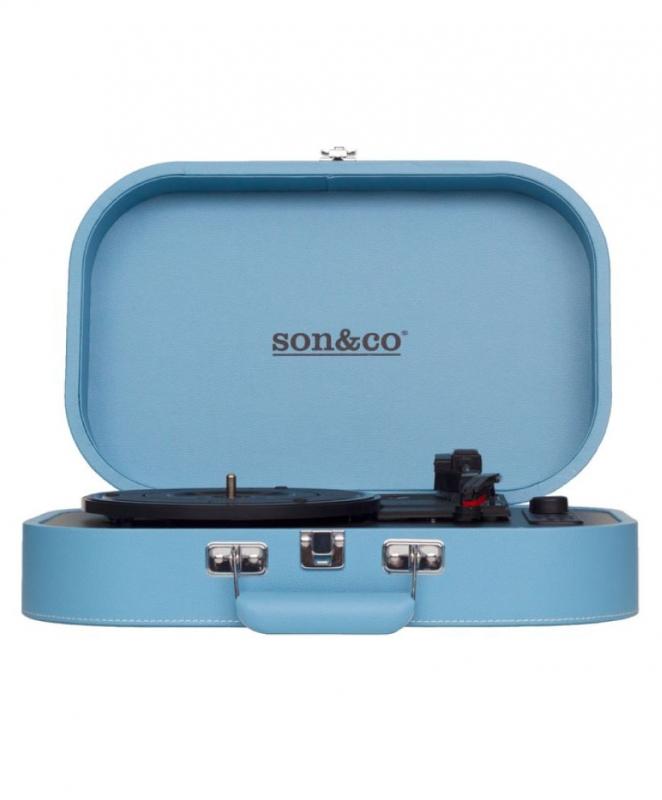 Tornamesa son&co TT 101 - Color Azul Glaciar