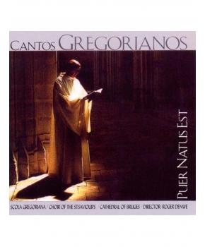 Colección clásica cantos gregorianos