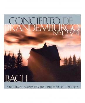 Colección clásica concierto de Brandemburgo 1, 2 y 4