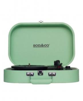 Tornamesa son&co TT 101 - Color verde