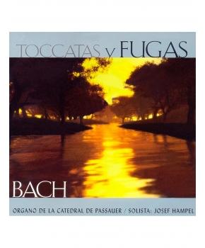 Colección clásica tocatas y fugas