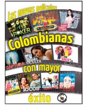 Colección de Películas Colombianas