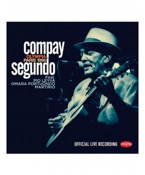 Compay Segundo - Live Olympia Paris (1998)