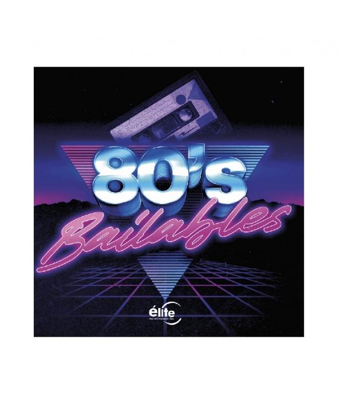 80's -Bailables LP