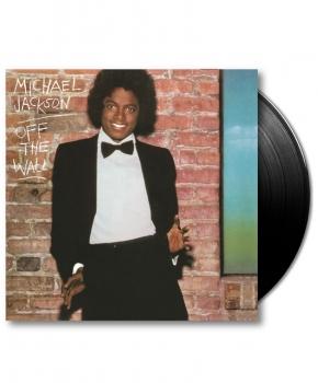 Off The Wall -  Jackson Michael LP