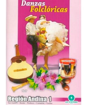 Danzas Folkloricas Región Andina 1