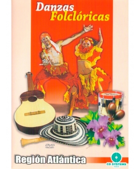 Danzas Folkloricas Región Atlántica