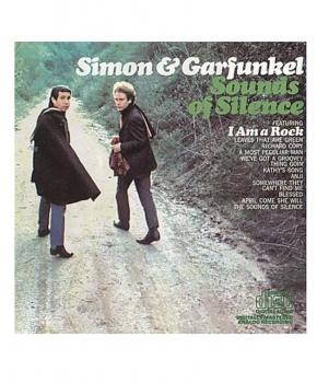 Sounds Of Silence -  Simon & Garfunkel LPx1