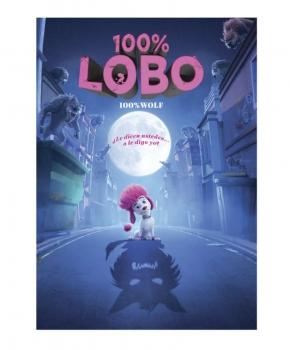 100% Lobo - 100% Wolf DVD