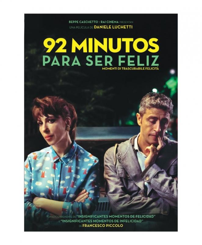 92 Minutos para ser feliz DVD